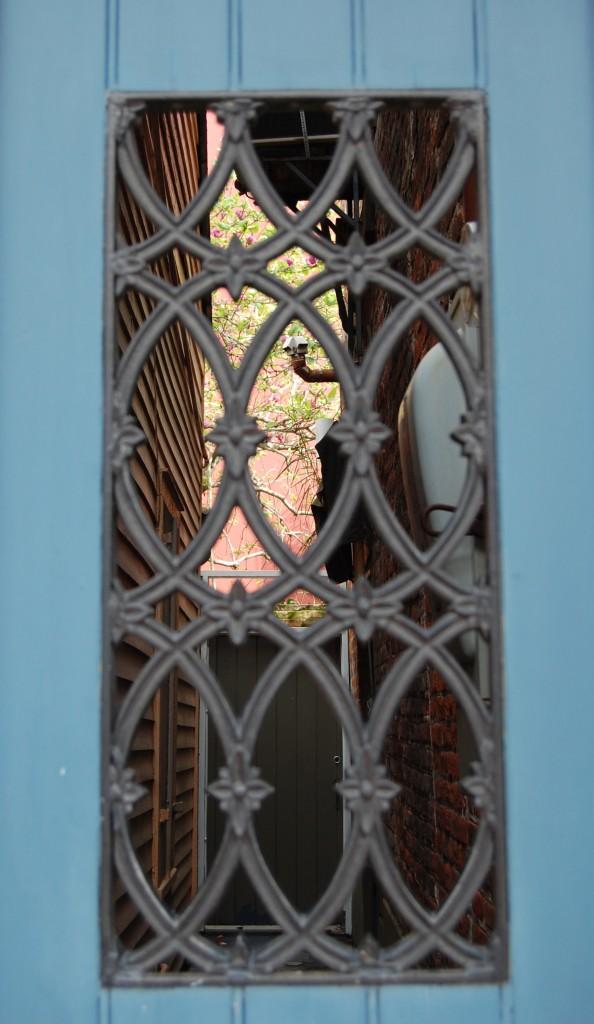 New Orleans - Blue Door