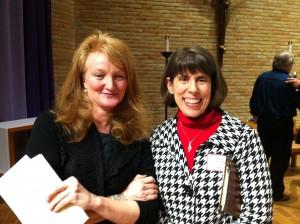 Krista Tippett and Eileen Campbell-Reed