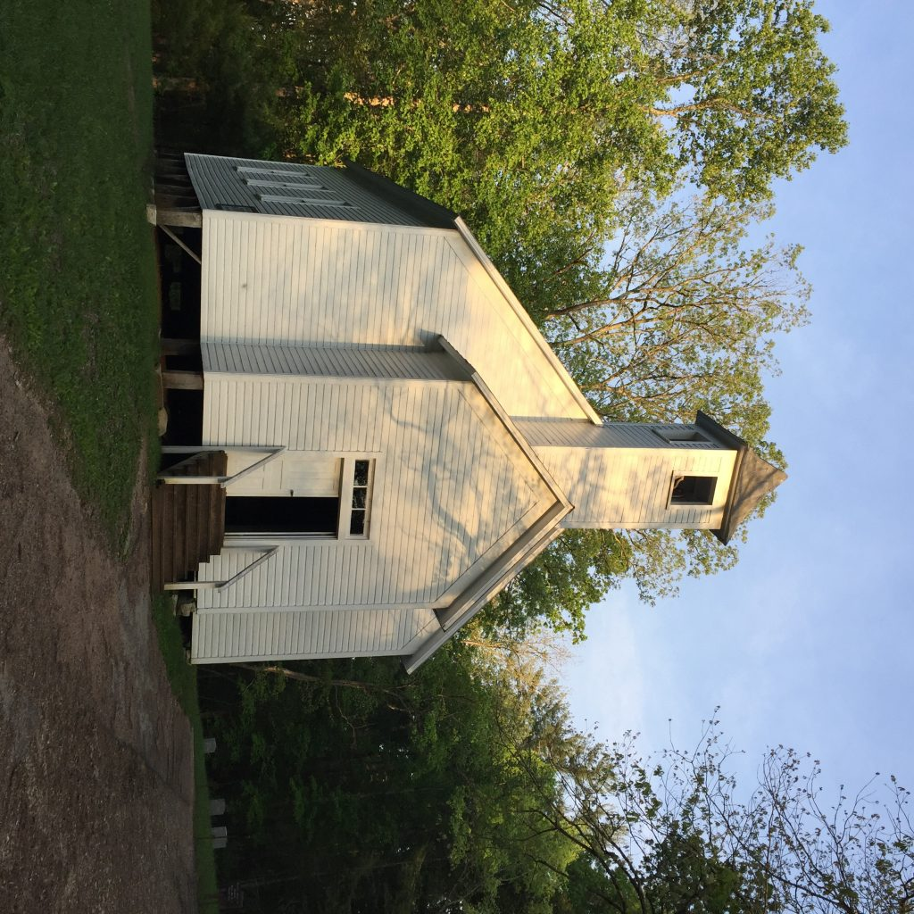 Cades Cove Church I